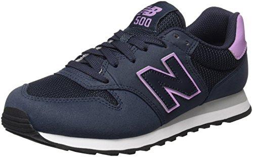 Rnp Sneaker Donna 500 Navy Blu Balance New wp1qYY