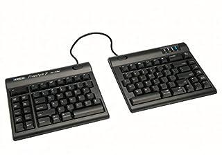 Kinesis Freestyle2 Keyboard for Mac, Us English Legending, Black, 9 Inch Maximum - KB800HMB-US (B00ADNBXE6) | Amazon price tracker / tracking, Amazon price history charts, Amazon price watches, Amazon price drop alerts