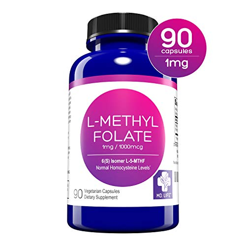 what is l- methylfolate used for
