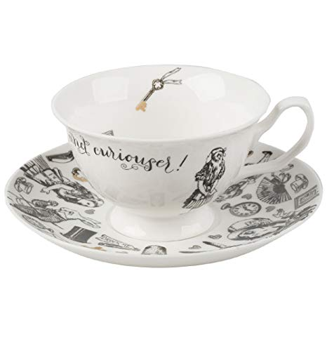 Alice In Wonderland Victoria Albert Museum China Cup And ()