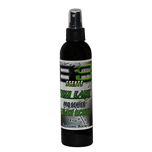 B&B Outdoors Cover Scent 8oz. Fresh Earth - 818326970
