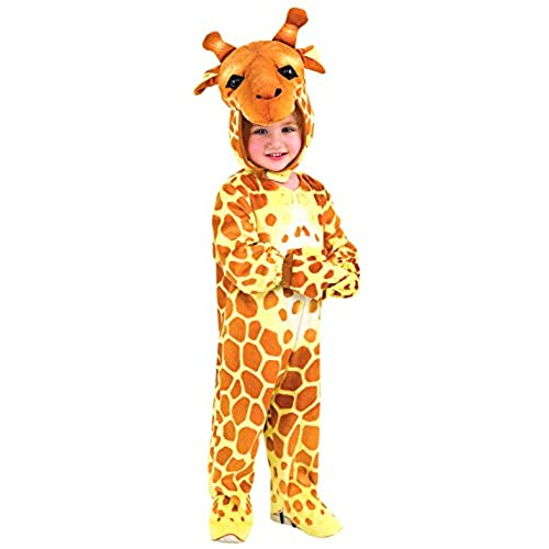 Rubieu0027s Silly Safari Giraffe Costume - Small  sc 1 st  Amazon.com & Giraffe Costume Baby: Amazon.com