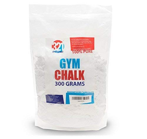 321 STRONG 300 Gram (10.58 oz) Loose Gym Chalk