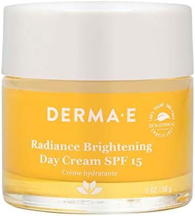 Facial Moisturizer: Derma E Even Tone Brightening Day Cream