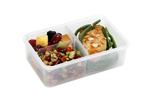 Bento-Lunch-Box-Meal-Prep-Containers-PREMIUM-Quality-LEAK-PROOF-BPA-FREE-Microwavable-Easy-Portion-Control-Divided-Configurable-Removable-Compartments-Reusable-By-FIT-Strong-Healthy