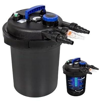 Best Choice Products 4000 Liter Pressure Bio Filter