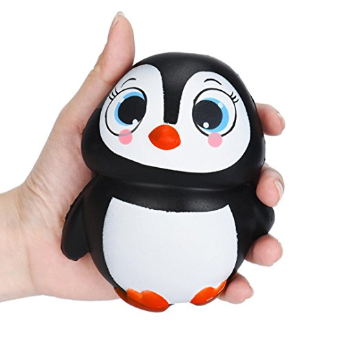 Buy Discount Vibola 2017 New Arrival Jumbo Squishy Penguin Kawaii Cute Animal Slow Rising Sweet Scen...
