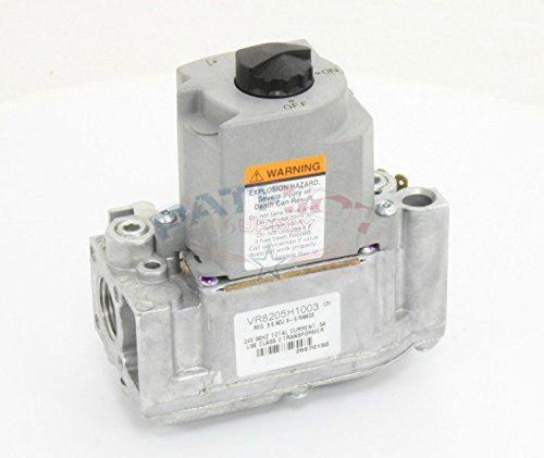 HONEYWELL VR8205H1003 Single Stage, 24 Vac, Slow Opening, Direct Ignition Gas Valve. 1/2 x 1/2