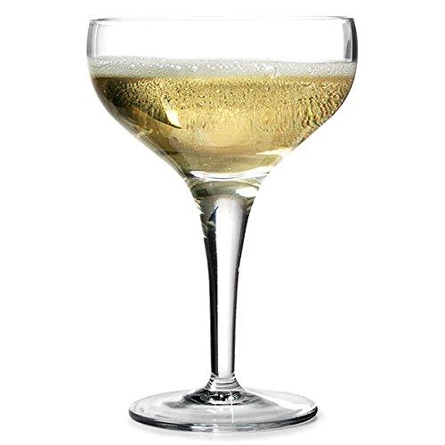 Michelangelo Champagne Saucers Luigi Bormioli product image