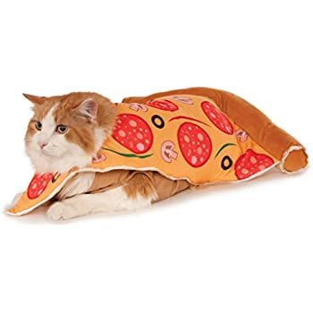 pizza slice pet suit small
