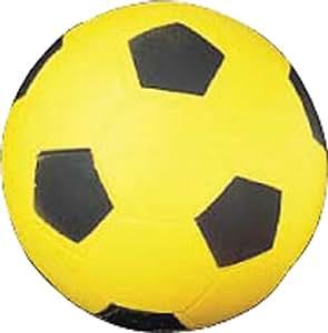 Champion Sports Coated High Density Foam Soccerball