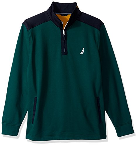 X-Large Sporty Fleece Pullover - 6