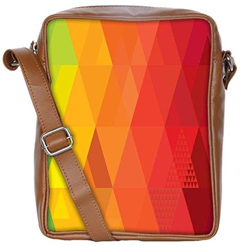 Crossbody Women Snoogg For Multicolor Bag 6gwwZfq