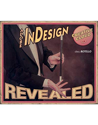 Adobe InDesign Creative Cloud Revealed