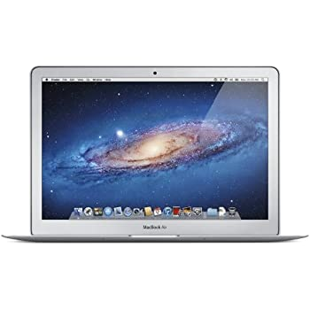 Apple MacBook Air MC965LL/A 13.3-Inch Laptop (Intel Core i5, 4GB RAM, 128GB Solid-State Hard Drive, Mac) (OLD VERSION)