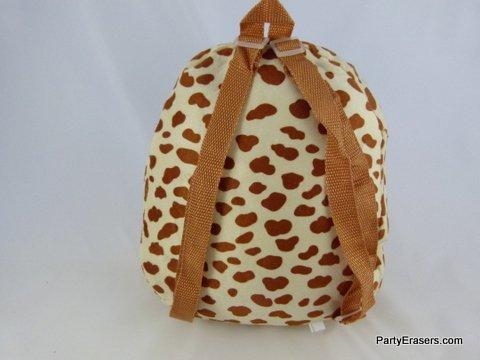 Niños infantil mochila animal lindo - zoológico de animales jirafa Diseño