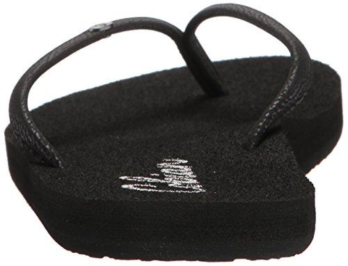 Cobian Dames Nias Bounce Flip-flop Sandaal Zwart