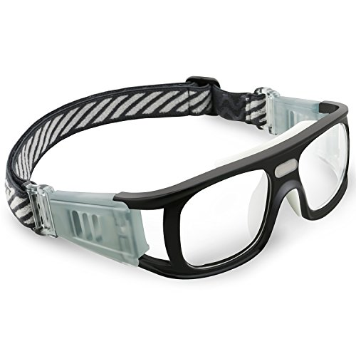 PONOSOON-Sports-goggles-for-basketball-football-volleyball-hockey-Paintball-Lacrosse-854