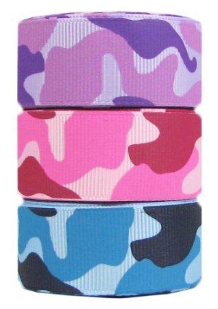 HipGirl-Camouflage-Printed-Grosgrain-Ribbon