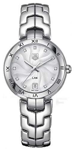 TAG Heuer Women's WAT1311.BA0956 Analog Display Quartz Silver Watch