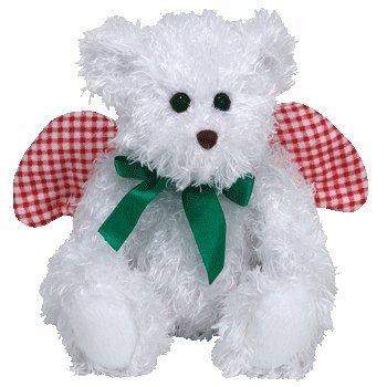 - TY Beanie Baby - JOY the Angel Bear
