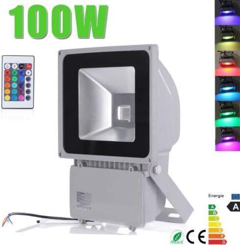 10W/20W/30W/50W/100W LED focos reflector Versátil Proyector ...