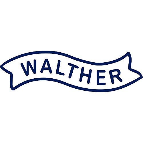 - NBFU DECALS Walther (Navy Blue) (Set of 2) Premium Waterproof Vinyl Decal Stickers for Laptop Phone Accessory Helmet CAR Window Bumper Mug Tuber Cup Door Wall Decoration