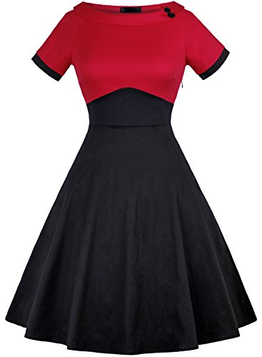 50s pin up dresses plus size - 5