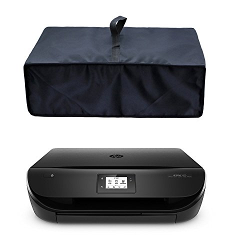 4500 Cover (Heavy Duty Fabric Water-Resistant Nylon Printer Dust Cover for HP ENVY 4500 / 4502/4504/4505 /4520 /4525 /5530/ 5535/ Epson WorkForce and Canon PIXMA MG7750 Wireless Photo Printers)