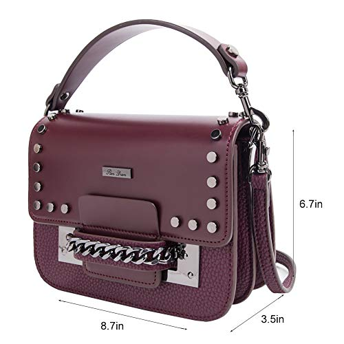RenDian Crossbody Purse for Women-Cell Phone Wallet Bags Over the Shoulder Handbags for Travel/Leisure/Dating by RenDian (Image #1)