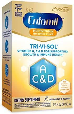 Vitamins & Supplements: Enfamil Tri-Vi-Sol