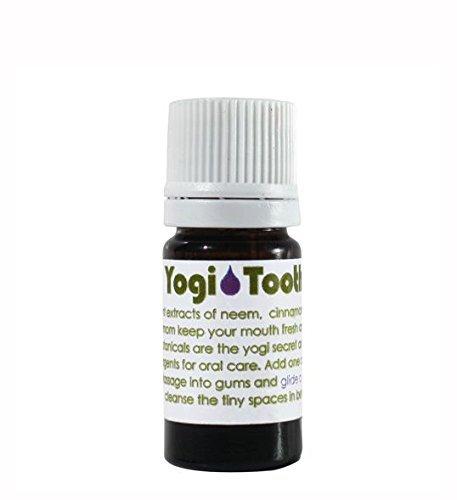 Living Libations - Organic / Wildcrafted Yogi Tooth Serum (.17 fl oz / 5 ml)