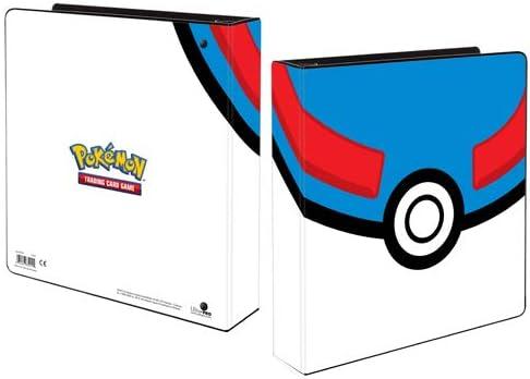 Ultra Pro E-85451 2 Inch Album-Pokemon Ball