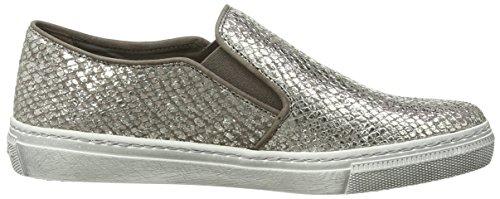 Gabor Identify, Women's Low-Top Sneakers Brown (Brown Snake Glitter)