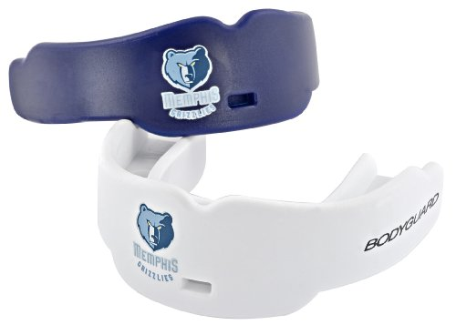 Bodyguard Pro NBA Memphis Grizzlies Youth Mouth Guard by Bodyguard Pro