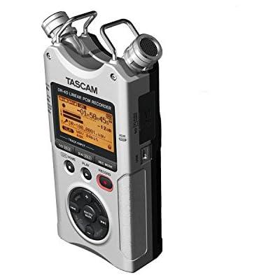 tascam-tascam-dr-40-silver-4-track