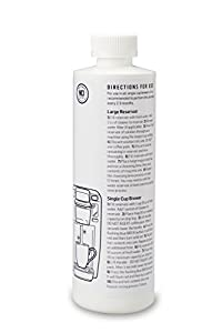 Keurig Descaler (Made in the USA), Universal Descaling Solution For Keurig, Delonghi, Nespresso Descaling And All Single Use, Coffee Pot & Espresso Machines By National Chemical from National Chemical