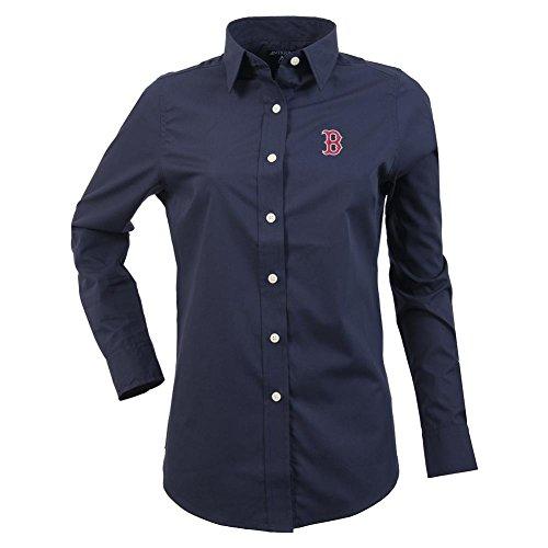 - Antigua Boston Red Sox Women's Long Sleeve Dress Shirt (X-Large)