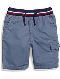 Boys' Adaptive Shorts with Elastic and Drawstring Waist