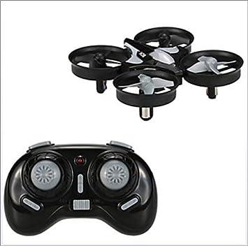 shengshiyujia RC Dron H36 4 Canales 6 Ejes 2.4G Quadccótero de ...