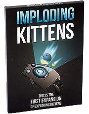 Exploding Kittens Card Games