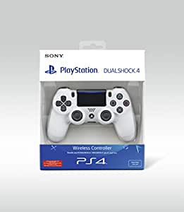 PS4 DualShock Controller DS4 V2 WHITE COLOUR (PS4)