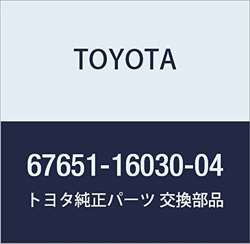 Toyota 67651-16030-04 Speaker Grille