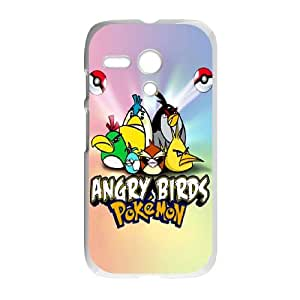 Angry Birds Motorola G Cell Phone Case White as a gift T5560867
