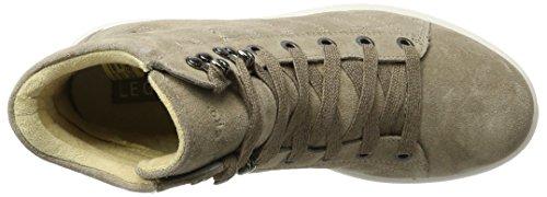a Beige Sneaker Donna Cloud Legero Collo Alto Campania 26 xCUY5qwqE