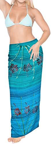 Wear Vestito Blue Cover Beach Size Pareo Swimwear Busta The Plus Gonna x927 bagno Costume Leela da Bikini SqwxgXOA