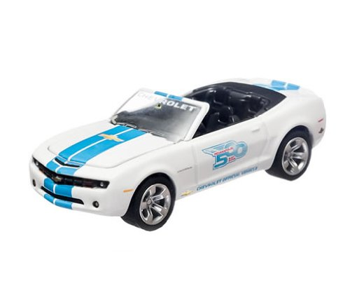 GreenLight 2012 Chevy Camaro SS Convertible Indy 500 1:64 Scale - 500 Indy Race Day