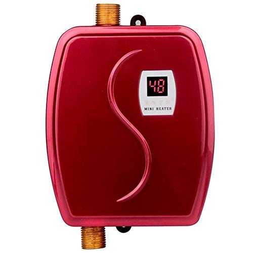 tankless electric waterheater - 8