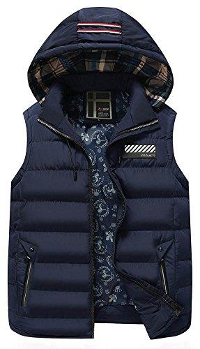 Quilted Vest Jacket - 8