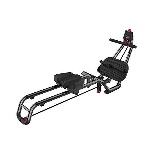 LKNJLL Stamina Multi-Level magnetische weerstand Roeier, Compact Rowing Machine